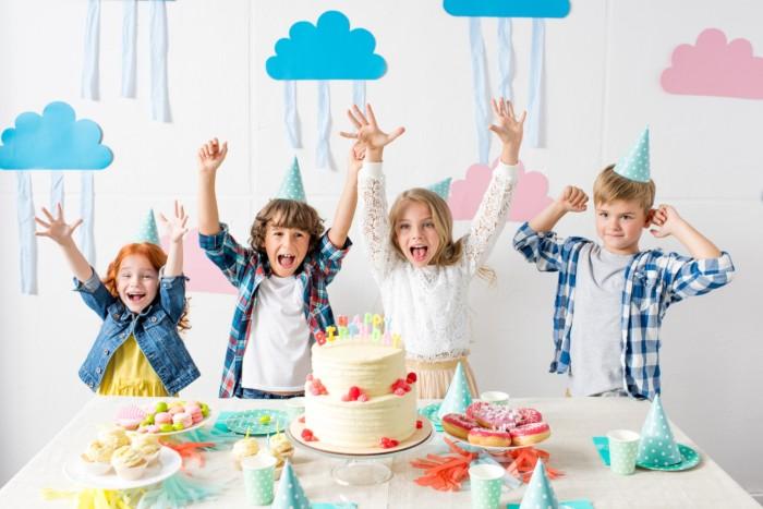 3 необычные идеи для детского дня рождения